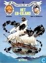 Comic Books - Fantastische rondvaart, De - Het eb-eiland