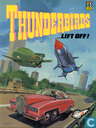 Bandes dessinées - Lady Penelope [Thunderbirds] - ... lift off!