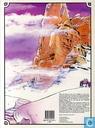 Comics - Weisse Lama, Der - De open en gesloten hand