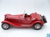 Alfa Romeo 6C 1750 Zagato 1930