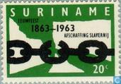 Afschaffing slavernij ad1863