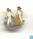 Alkmaar (porteurs de fromages type 4 coloré)