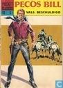 Comics - Pecos Bill - Vals beschuldigd