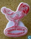 Zeeuws Meisje Margarine (haan) [rood]
