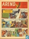 Comic Books - Arend (tijdschrift) - Jaargang 10 nummer 14