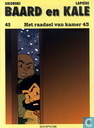 Strips - Baard en Kale - Het raadsel van kamer 43