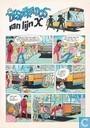 "Bandes dessinées - Desperado's"" van lijn X, De "" - De ""desperado's"" van lijn X"
