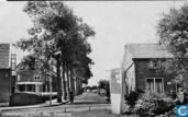 Marinus Poststraat vanaf de punt