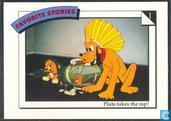 Pluto takes the rap! / A bucket of trouble!