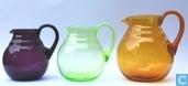 Glass / crystal - Kristalunie - Marconi Waterkan vert-chine 750 ml.