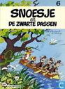 Comic Books - Sybil-Anne - Snoesje en de zwarte dassen