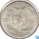 Coins - Belgium - Belgium 100 francs 1954 (FR)