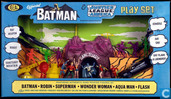 Official Batman Justice League of America Playset