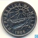 Malta 1 lira 1986