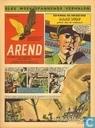 Bandes dessinées - Arend (magazine) - Jaargang 9 nummer 10