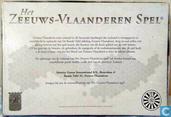 Brettspiele - Zeeuws-Vlaanderen Spel - Het Zeeuws-Vlaanderen Spel