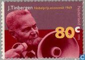 Timbres-poste - Pays-Bas [NLD] - Lauréats du prix Nobel