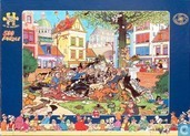 Jigsaw puzzles - Get that Cat ! - Get that cat