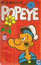 Bandes dessinées - Griezel [Wimpy] - Nieuwe avonturen van Popeye 25