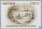 Aruba in der Vergangenheit