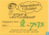 Guust Waardebon 1 Gulden