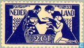 Timbres-poste - Pays-Bas [NLD] - Toorop Timbres