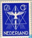 Postage Stamps - Netherlands [NLD] - Peace Stamp