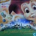 Spar jubileum verzamelboek, verzamel de 36 Efteling-buttons