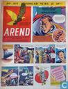 Comic Books - Arend (tijdschrift) - Jaargang 6 nummer 20