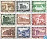 1936 Moderne gebouwen (DR 118)