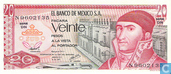 Mexique 20 Pesos