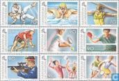 1999 Sports Jeux petits pays européens (LIE 415)