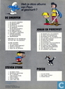 Comic Books - Smurfs, The - De Smurfin + Honger bij de Smurfen