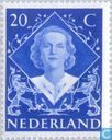 Postage Stamps - Netherlands [NLD] - Queen Juliana Inauguration
