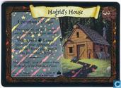 Trading cards - Harry Potter 4) Adventures at Hogwarts - Hagrid's House