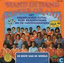 Hand in hand achter Oranje