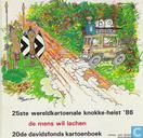 25ste Wereldkartoenale Knokke-Heist '86 - De mens wil lachen