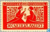 Postage Stamps - Netherlands [NLD] - Charity Stamps - Toorop