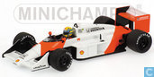 McLaren MP4/3 - Honda