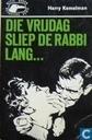 Die vrijdag sliep de rabbi lang...