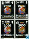 1985 Campagne contre la poliomyélite (GIB 121)