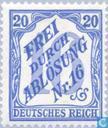 Edition de Baden. Figure 21 dans les coins