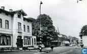 Ruurlo, Dorpsstraat met Hotel Avenarius