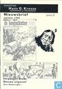 Strips - Stichting Hans G. Kresse nieuwsbrief (tijdschrift) - Nieuwsbrief oktober 1998