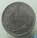 France 25 centimes 1845 (B)