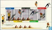 Postage Stamps - Netherlands [NLD] - Olympic Games