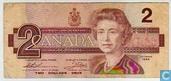 Kanada 2 Dollars