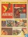 Bandes dessinées - Arend (magazine) - Jaargang 7 nummer 34