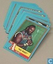 The A-Team, (complete set, 66 cards and 12 sticker cards)