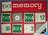 1 x 1 memory